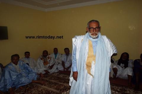 صاحب الدعوة محمد محمود ولد سيدي مولود