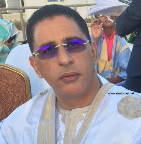 المدير العام لمصرف BIM محمد محمود ولد لحبيب