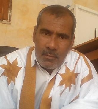 المفتش : محمد ولد الطالب ويس
