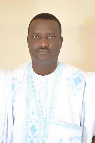 رئيس لجنة الإعلام محمد ولد اسويدات