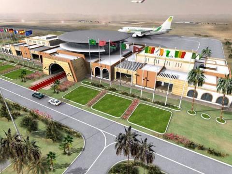 وزارة النقل تفتح مطار