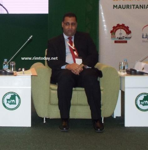 وزير الاقتصاد والمالية المختار ولد اجاي