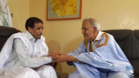 نتيجة بحث الصور عن المرشح الرئاسي محمد ولد مولود