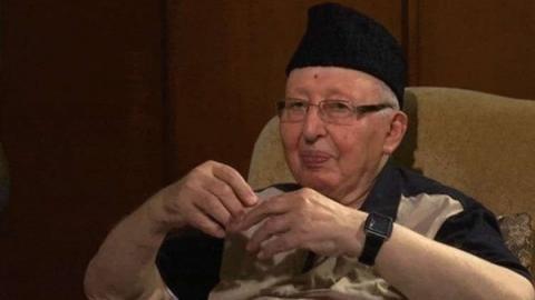 رئيس الحكومة الأسبق بلعيد عبد السلام