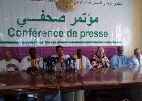 موريتانيا: المعارضة تشكل لجنة لاقتراح مرشح رئاسي موحد