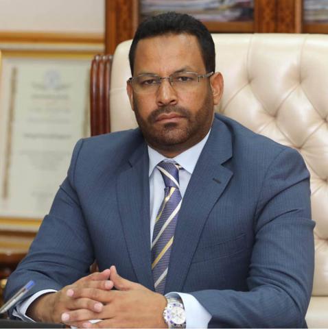 الوزير الدكتور الشيخ محمد ولد عبد الله ولد الشيخ سيديا