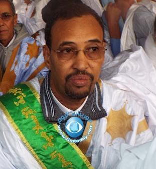 النائب البرلماني السابق : محمد فال ولد عيسى