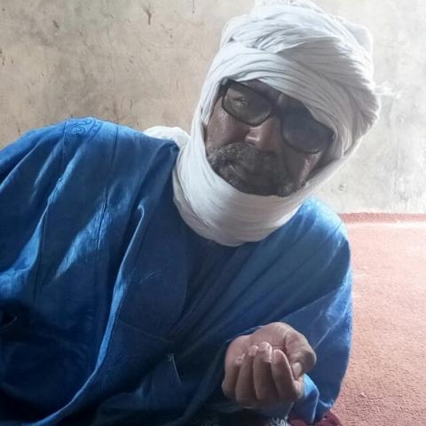 محمد الأمين بن الشيخ بن ابراهيم