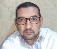 الكاتب الصحفي الأستاذ إسلمو ولد أحمد سالم