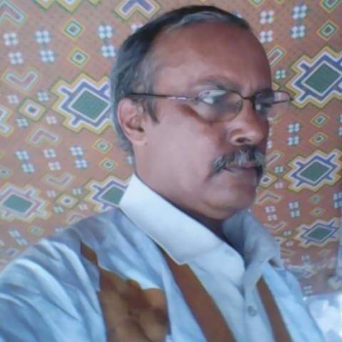 الكاتب و الاعلامي السالك ولد عبد الله