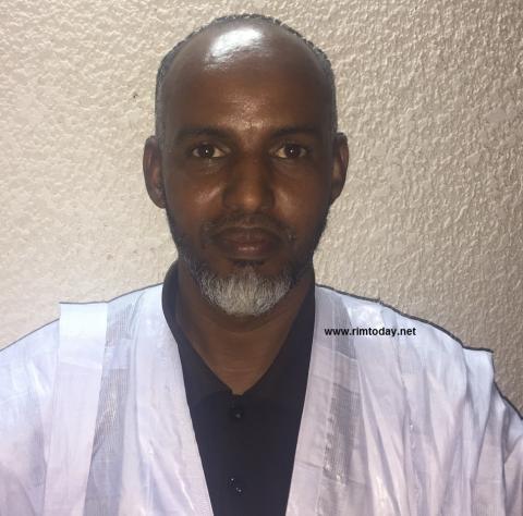 مؤسس حراك لمعلمين الشيخ ولد بيب