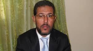 الحسن ولد محمد، زعيم المعارضة الديمقراطية