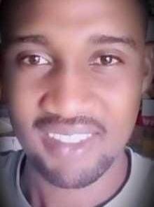 صورة المواطن المختفي عبد الله ولد محمد الأمين