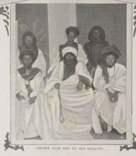 الشيخ ولد عبدي رئيس منظمة تأهيل الاشخاص المعاقين