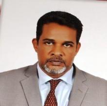 الكاتب الاعلامي أحمد ولد محمدو