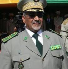 الفريق : محمد ولد مكت