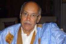 الدكتور محمد الأمين ولد الكتاب