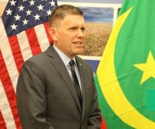 السفير الامريكي : مايكل دودمان