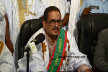 رئيس المجلس الجهوي لولاية لبراكنة محمد المصطفى ولد محمد ولد محمود
