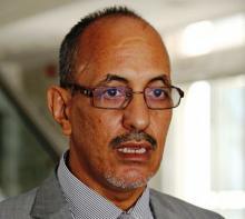 نقيب المحامين الموريتانيين الشيخ ولد حندي