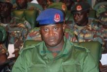 """الجنرال بورا كولاي قائد """"كتيبة الغابات"""" المرعبة"""