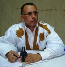 الرئيس الأسبق لمنتدى المعارضة الموريتانية ذ. أحمد سالم ولدبوحبيني