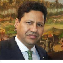 السفير سيداتي الشيخ ولد أحمد عيشه