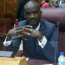 ممثل موريتانيا في المبادرة إدريس دمبا كوريرا
