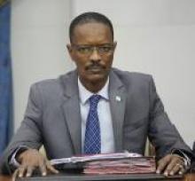 مختار ملل جا وزير التشغيل والتكوين المهني وتقنيات الإعلام والاتصال
