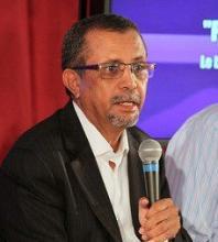 """رئيس حزب """"عادل"""" يحيي ولد أحمد الوقف"""