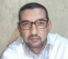 الكاتب الصحفي الاستاذ / إسلمو ولد أحمد سالم