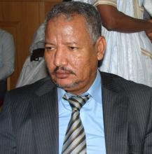 الاستاذ و الكاتب الصحفي : محمد الشيخ ولد سيد محمد