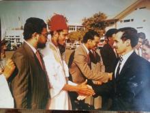 الصورة من صفحة الاخ عبد الدائم الشيخ سعدنا