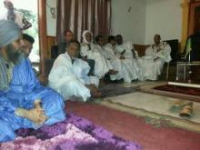 صورة من اجتماع ماض للجالية الموريتانية في غامبيا