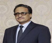 وزير الخارجية الموريتاني اسلكو ولد أحمد ازيد بيه
