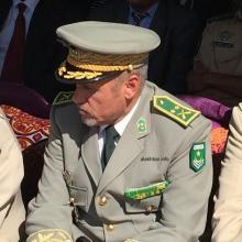 قائد التجمع العام لأمن الطرق اللواء المختار ولد بل