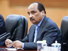 رئيس موريتانيا محمد ولد عبد العزيز من أرشيف الوكالات