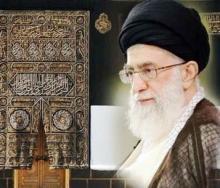 المرشد الأعلى للثورة الاسلامية  اية الله خامنئ