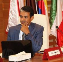 الكاتب الاعلامي : احمد عيسى اليدالي