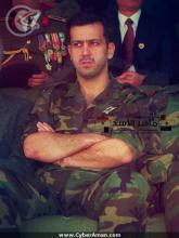 اللواء ماهر الأسد