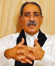 الرئيس الاسبق : اعل ولد محمد فال