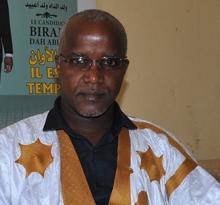 د / السعد ولد لوليد : رئيس حزب الرباط الوطني من اجل الحقوق وبناء الاجيال