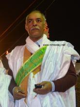 نائب مقاطعة شنقيط الشيخ إبراهيم ولد الطلبة