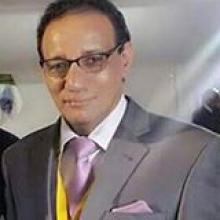 الاعلامي / محمد عبد الله ممين