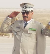 الفريق : السلطان ولد محمد أسواد