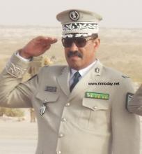 القائد العام للدرك الوطني الفريق السلطان ولد محمد ولد أسواد