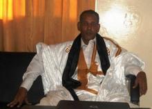 الكاتب الصحفي أعل ولد البكاي