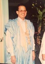 أحمد ولد سيد أحمد وزير خارجية سابق