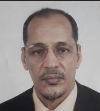 الوزير السابق يحي ولد سيدي المصطف