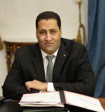 الوزير المختار ولد أجاي